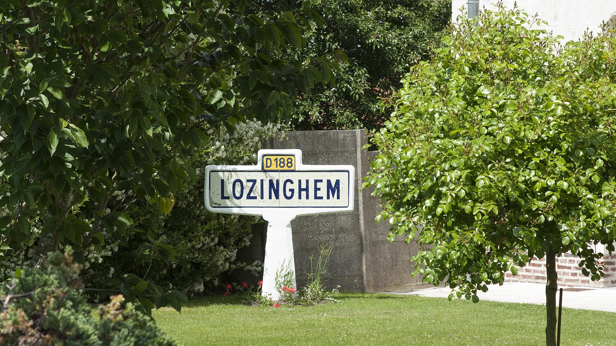 TERRAIN A BATIR - LOZINGHEM